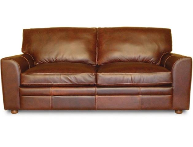 soho tan aniline leather sofa range sofaitalia
